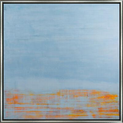 Jeff Erickson, 'Reflecting Sunset'