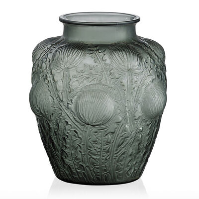 Lalique, 'Domremy vase, France, M p. 434, no. 979', des. 1926