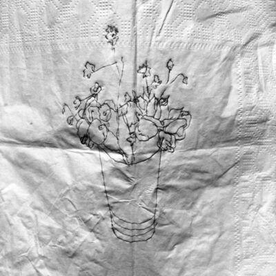 Augusta Wood, 'Dinner Drawing ', 2017