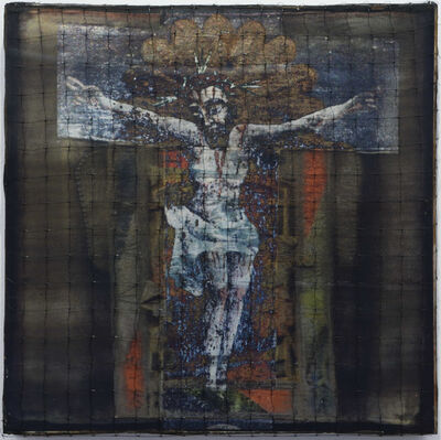 Dorothy Simpson Krause, 'Bleeding Jesus', 2001