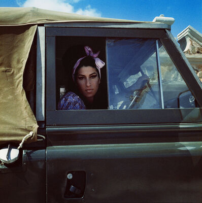 Bryan Guy Adams, 'Amy Winehouse, Mustique 2007', 2007