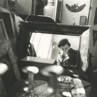 Vivian Maier, 'Self-portrait, Chicago area', 1971