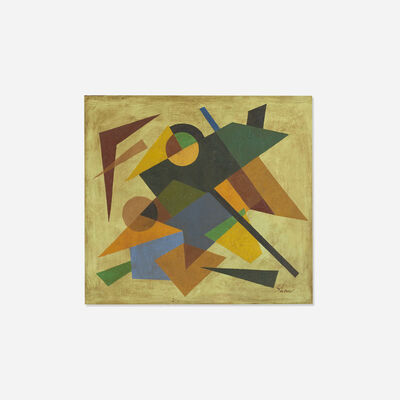 Charles Green Shaw, 'Untitled', c. 1960