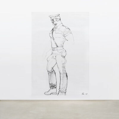 Tom of Finland, 'Untitled', 1988