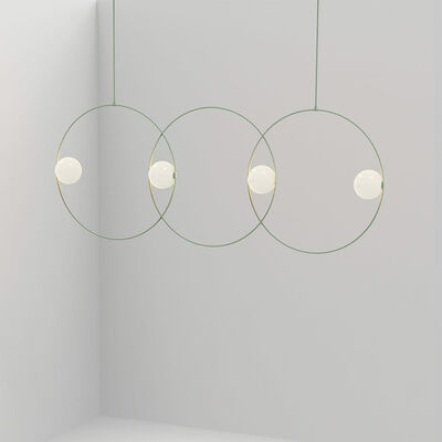Michael Anastassiades, 'Triple Suspension Loop', 2016