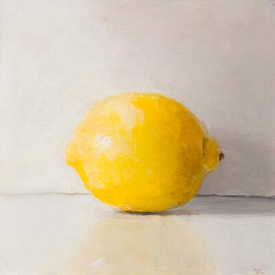 James Zamora, 'Lemon Yellow', 2015