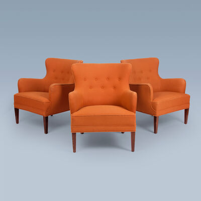 Frits Henningsen, 'Easy chairs', 1940-1949