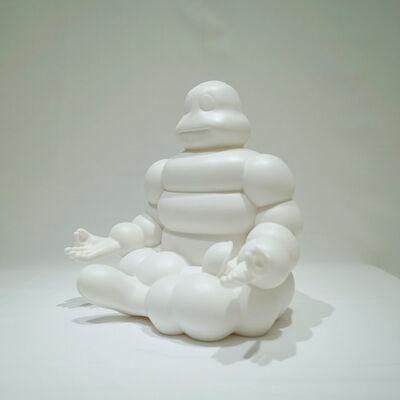 Li Lihong, 'Michelin China White', 2019