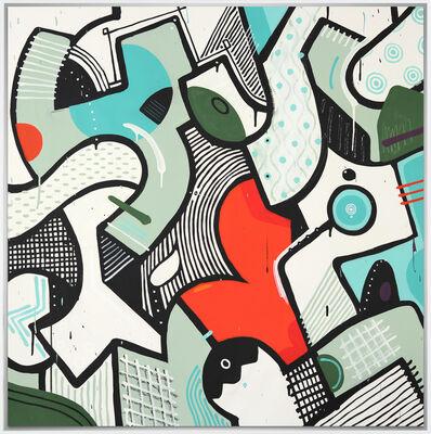 Mambo, 'Volklingen Studies 01', 2019