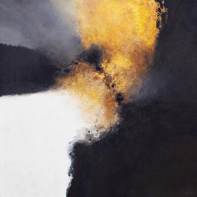 Daniel Kozeletckiy, 'Gold & Black #8', 2015