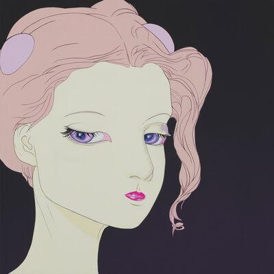 Amano Yoshitaka, 'Lady Purple', 2019