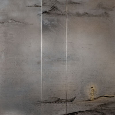 Jennifer Wen Ma 马文, 'Departing Sail to Distant Shore', 2017
