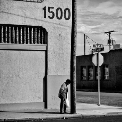 Matt Black, 'El Paso, Texas, USA', 2015