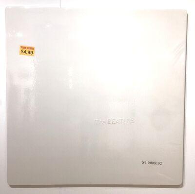 George Mead, ''Beatles - White Album'', 2018