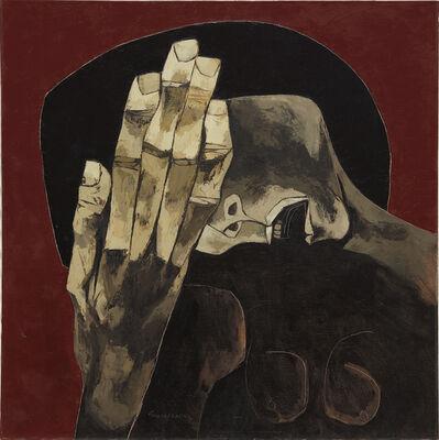 Oswaldo Guayasamín, 'Mujer llorando', 1977