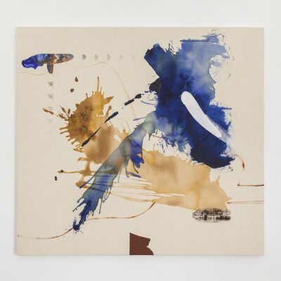 Elizabeth Neel, 'Traders and Trade Routes 2', 2016