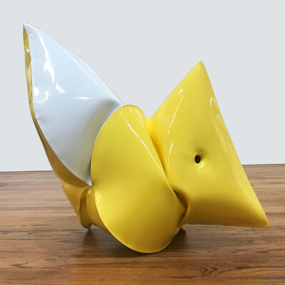 Jeremy Thomas, 'M M Yellow', 2013