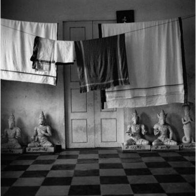Dayanita Singh, 'Seated Gods', 2006