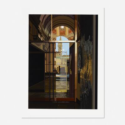 Richard Estes, 'Salzburg Cathedral', 1982