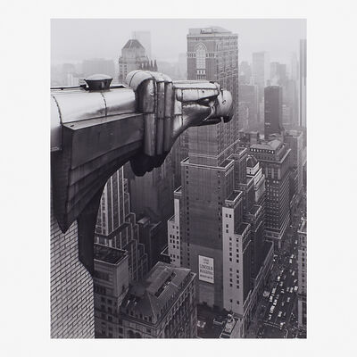 George A. Tice, 'From the Chrysler Building, New York', 1978