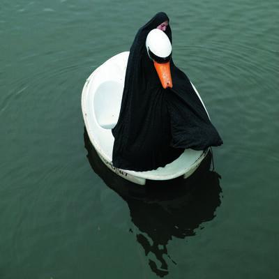Parastou Forouhar, 'Swanrider I', 2004