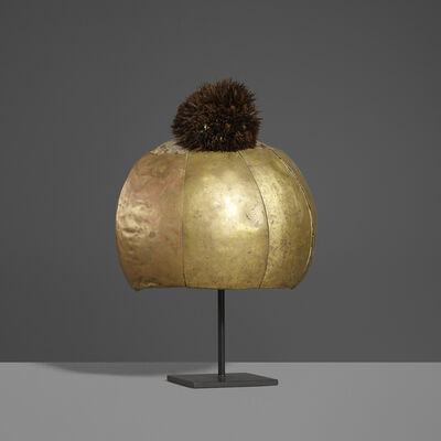 Unknown Dinka peoples, 'Warrior's Helmet', 20th Century