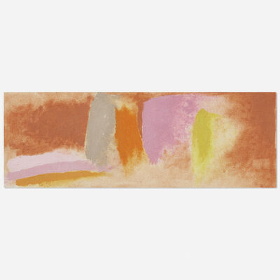 Friedel Dzubas (1915-1994), 'Untitled', 1973