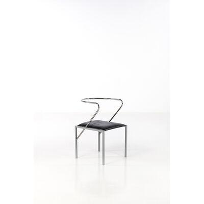 Shiro Kuramata, 'Apple Honey chair, Steel', 1985