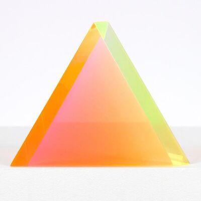 Vasa Velizar Mihich, 'Citrus Triangle', 2018