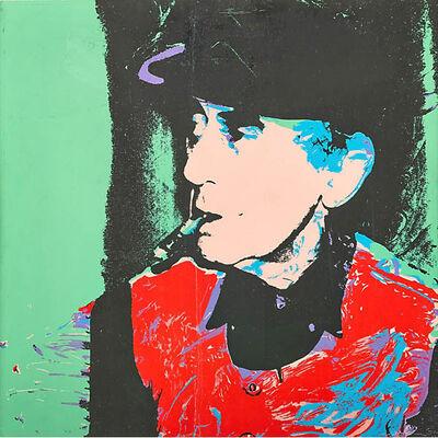 Andy Warhol, 'Man Ray', 1974/1974