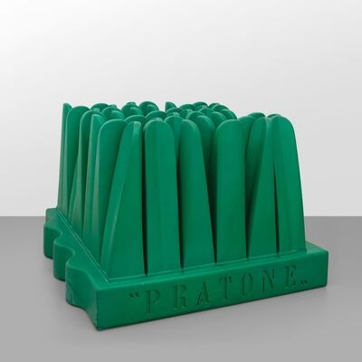 Giorgio Ceretti, 'A 'Pratone' seat', 1970