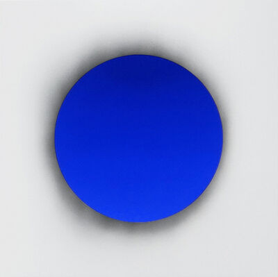 Lita Albuquerque, 'Still Point (Blue Horizon)', 2017
