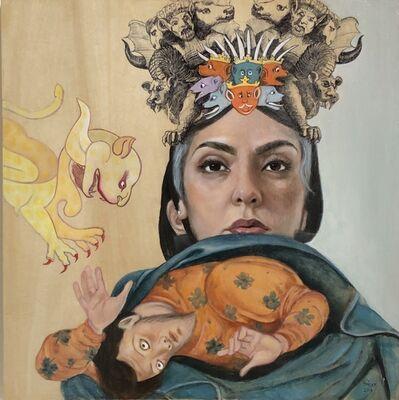Bahar Sabzevari, 'Untitled, Crown Series', 2019