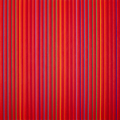 Gabriele Evertz, 'Red + the Spectrum', 2008-2009