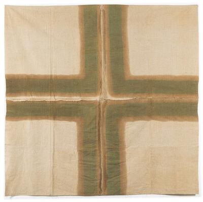 Noel Dolla, 'Verde grezzo', 1974
