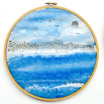 Nicola Anthony, 'Moonlight Seafoam ', 2016