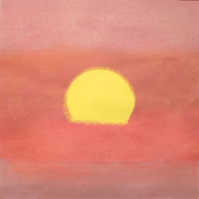 Andy Warhol, 'Sunset', 1972