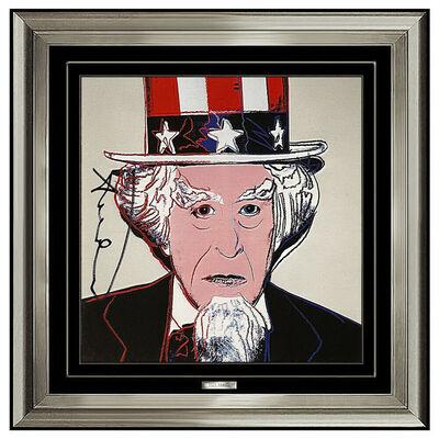 Andy Warhol, 'Warhol Uncle Sam Invitation ', 1981