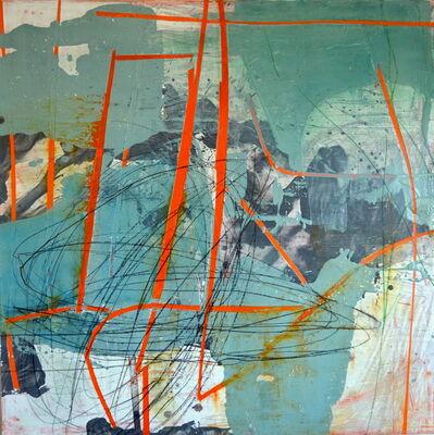 Audrey Tulimiero Welch, 'Mappa Mundi Spira', 2017