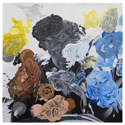 Eduardo Sarabia, 'The Hunters (el chivo)', 2020