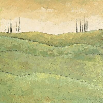 Alison Haley Paul, 'Cipresso', Contemporary