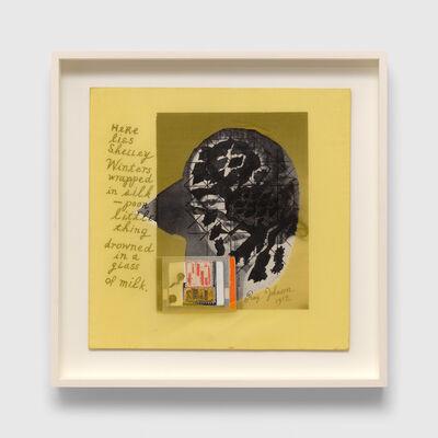 Ray Johnson, 'Shelley Winters', 1972, 1992, 1994