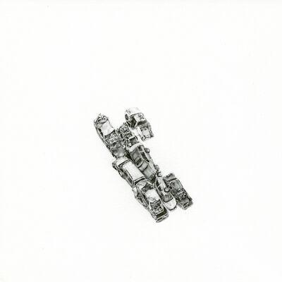 Samantha Scherer, 'Crumpled Cars (2)', 2016