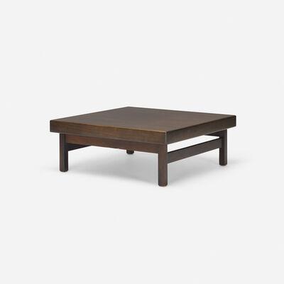 Sergio Rodrigues, 'Vianna coffee table', c. 1973