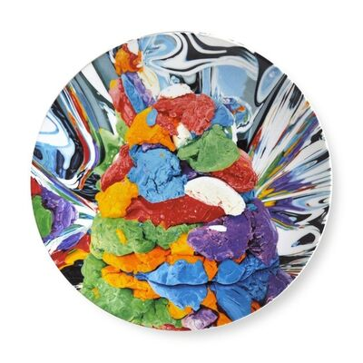Jeff Koons, 'Play Doh Plate', 2014