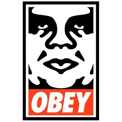Shepard Fairey (OBEY), 'Icon', 2017