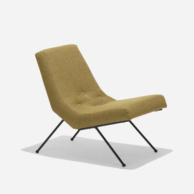 Adrian Pearsall, 'Lounge chair', c. 1960