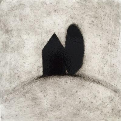 Loïc Le Groumellec, 'Mégalithe et maison', 2013