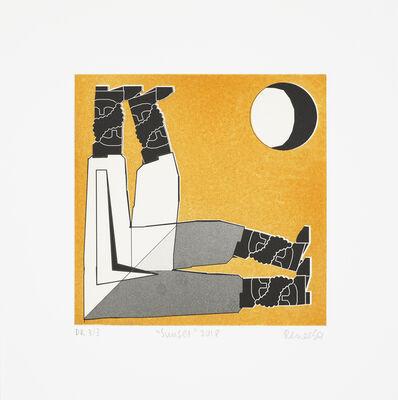 Renee So, 'Sunset ', 2018