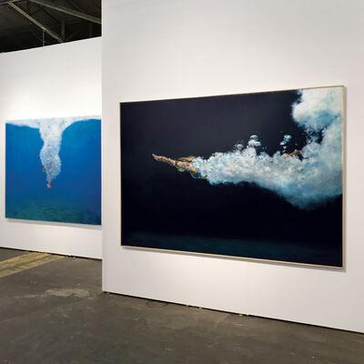 Gallery Henoch at Art New York 2019, installation view
